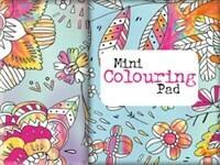 Mini Colouring Pads