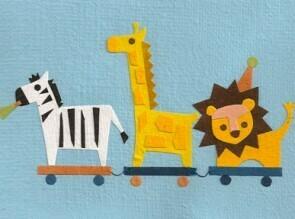 Children's Birthday Cards by Good Paper