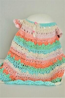 Crochette Rainbow Dress