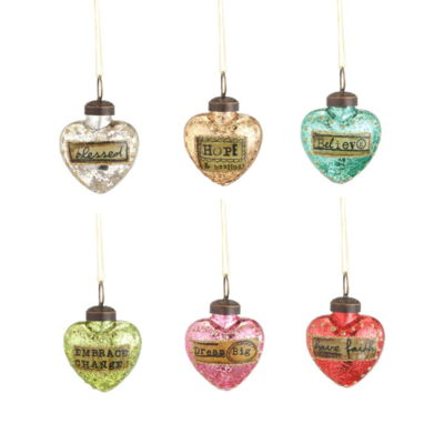 Inspirational Hearts by Kelly Rae Roberts