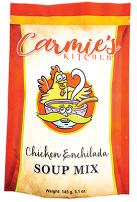 Gourmet Soup Mixes by Carmies Kitchen