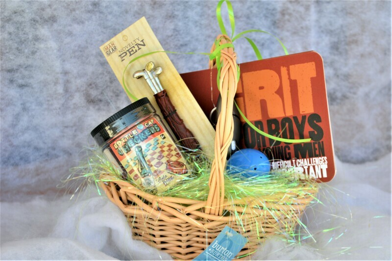 Easter Basket 5 Boys 8+