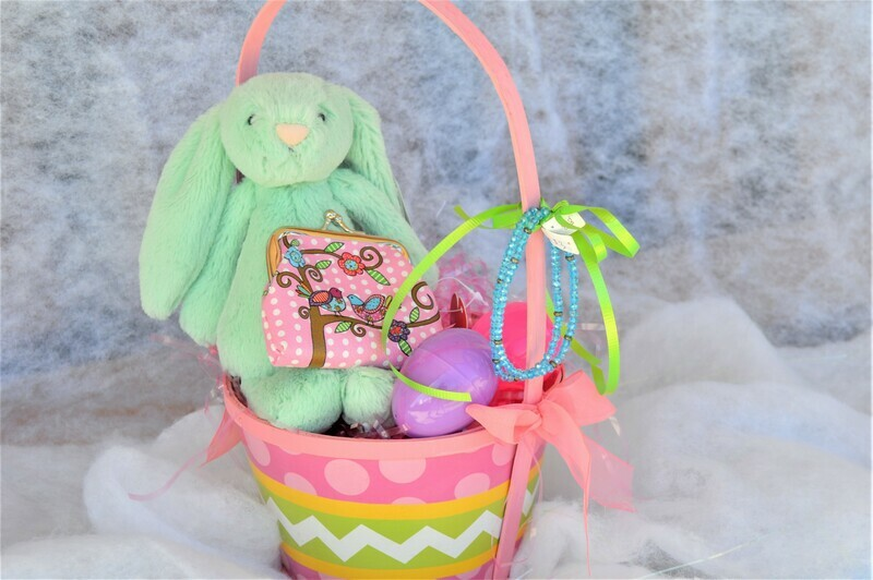 Easter Basket 4 Girls 5+