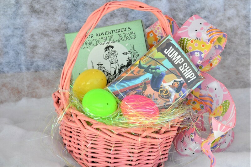 Easter Basket 3 Boys Age 8+