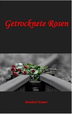 Das Buch Getrocknete Rosen