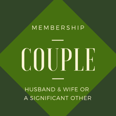 MEMBERSHIP - COUPLE