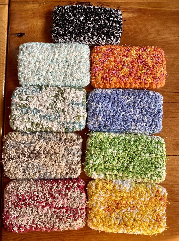 Soap & Scrubbies