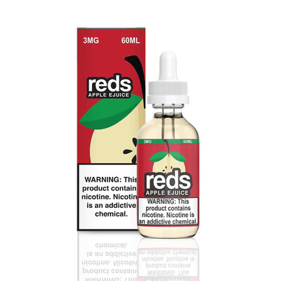 7 Daze REDS E-Liquid 60ml