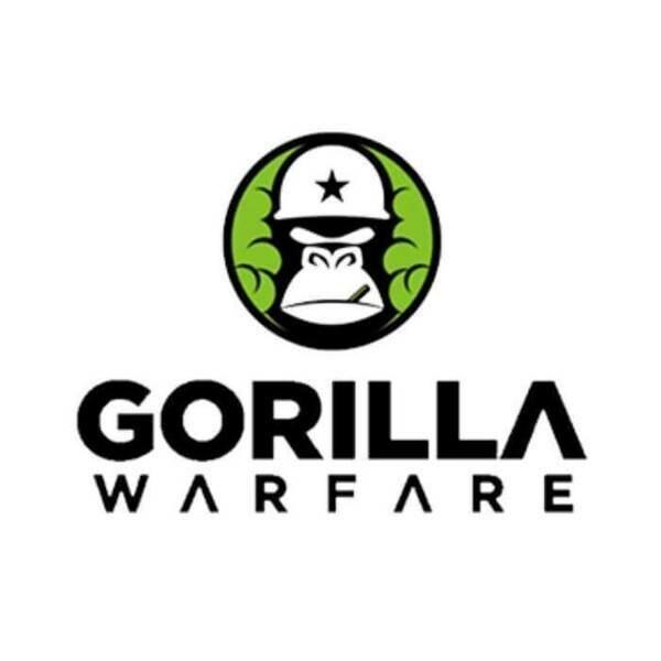 Gorilla Warfare E-Liquid 120ml