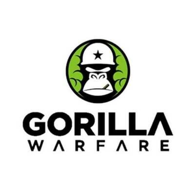 Gorilla Warfare E-Liquid 120ml