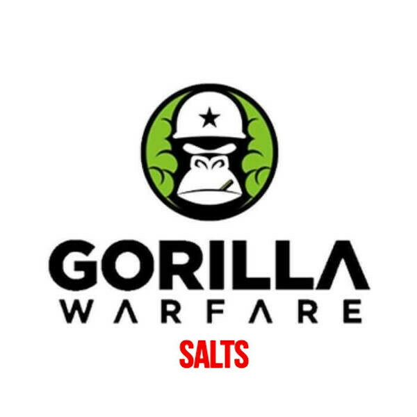Gorilla Warfare Salt E-Liquid 30ml