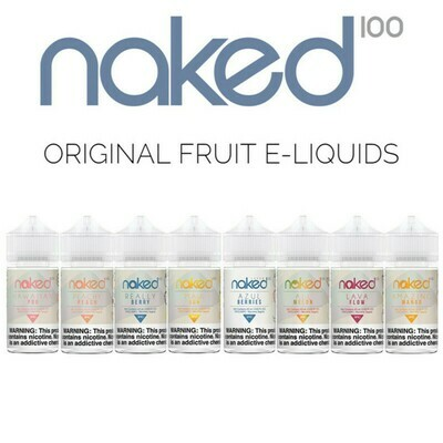 Naked100 Original E-Liquid 60ml