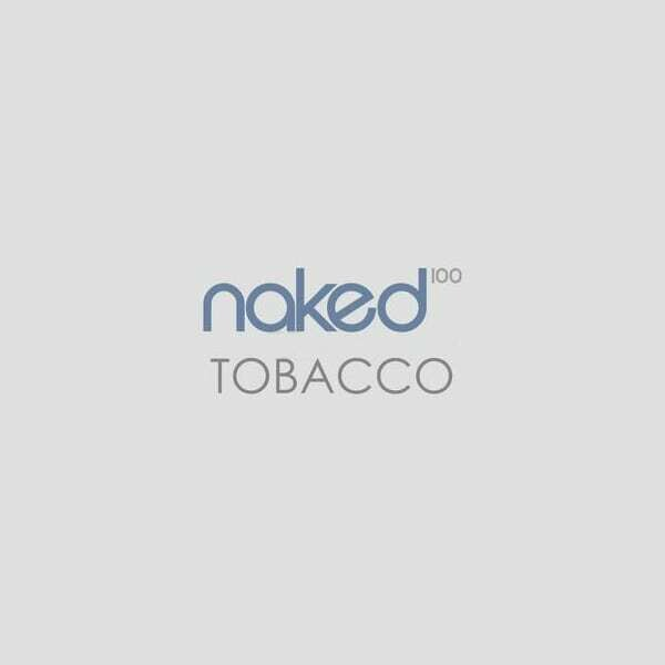 Naked100 Tobacco E-Liquid 60ml