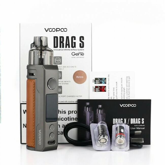 VooPoo Drag S 2500mah Starter Kit