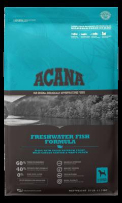Acana Freshwater 25lb