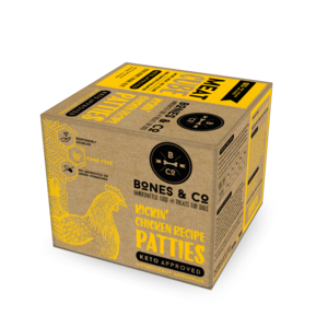 Bones & Co Frozen Chicken Bulk Box 18lb