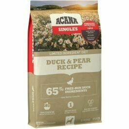 Acana Singles Duck and Pear 25lb