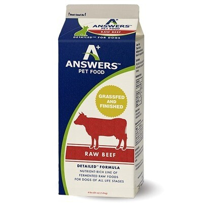 Answers Detailed Frozen Beef Half Gallon 4lb
