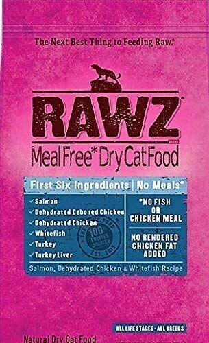 Cat - RAWZ Cat Salmon Whitefish 7.8lb