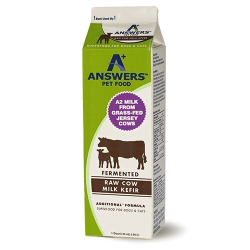 Answers Cow Milk Kefir 32oz