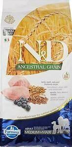 Farmina Ancestral Grain Lamb 26.4lb Max (Reg $72.99)