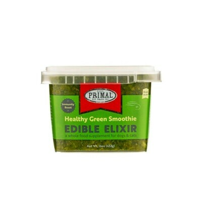 Primal Edible Elixir Green Smoothie