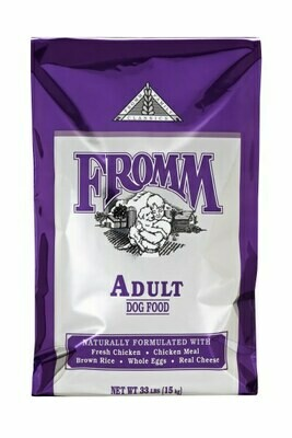 Fromm Classics Adult Formula Dry Dog Food 33