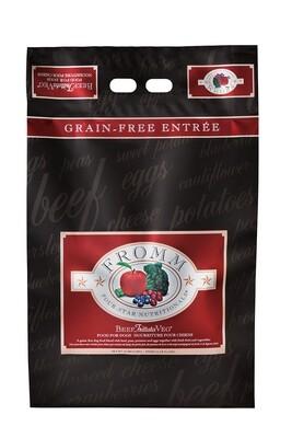 Fromm 4 Star Grain Free Beef 12lb