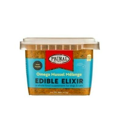 Primal Edible Elixir Mussel Melange