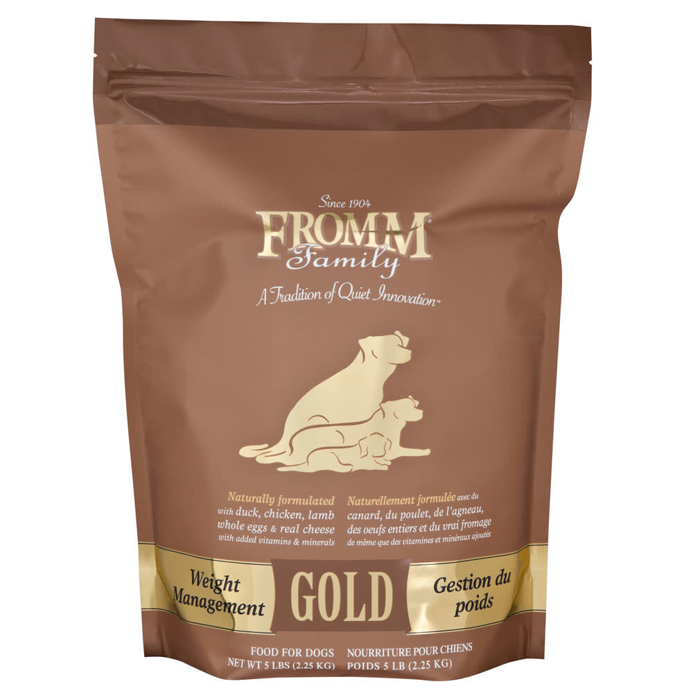 Fromm Gold Weight Management 5lb
