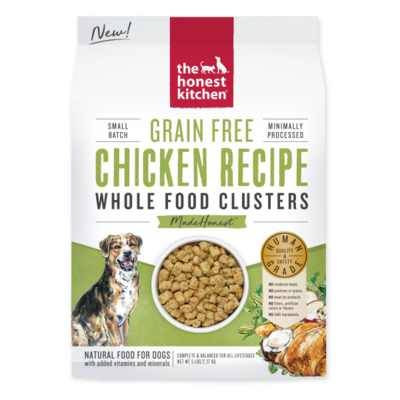 Honest Kitchen Whole Clusters Chicken 5lb