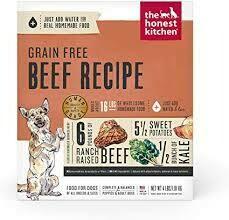 Honest Kitchen Grain-Free Beef 10lb