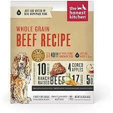Honest Kitchen Whole Grain Beef 10lb