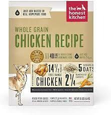 Honest Kitchen Whole Grain Chicken 4lb