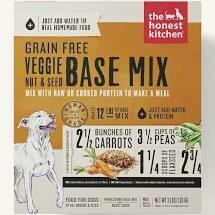 Honest Kitchen Veggie Nut & Seed Base Mix 3lb