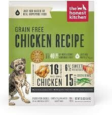 Honest Kitchen Grain-Free Chicken 10lb