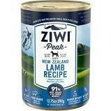 Ziwi Peak Lamb 13.75oz  CASE 12