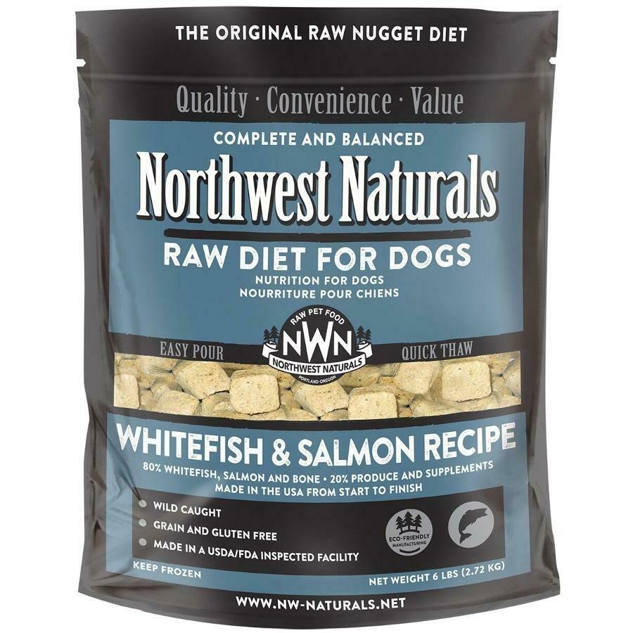 Northwest Natural Whitefish & Salmon 6lb