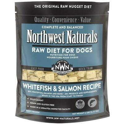 Northwest Natural Whitefish & Salmon 6lb