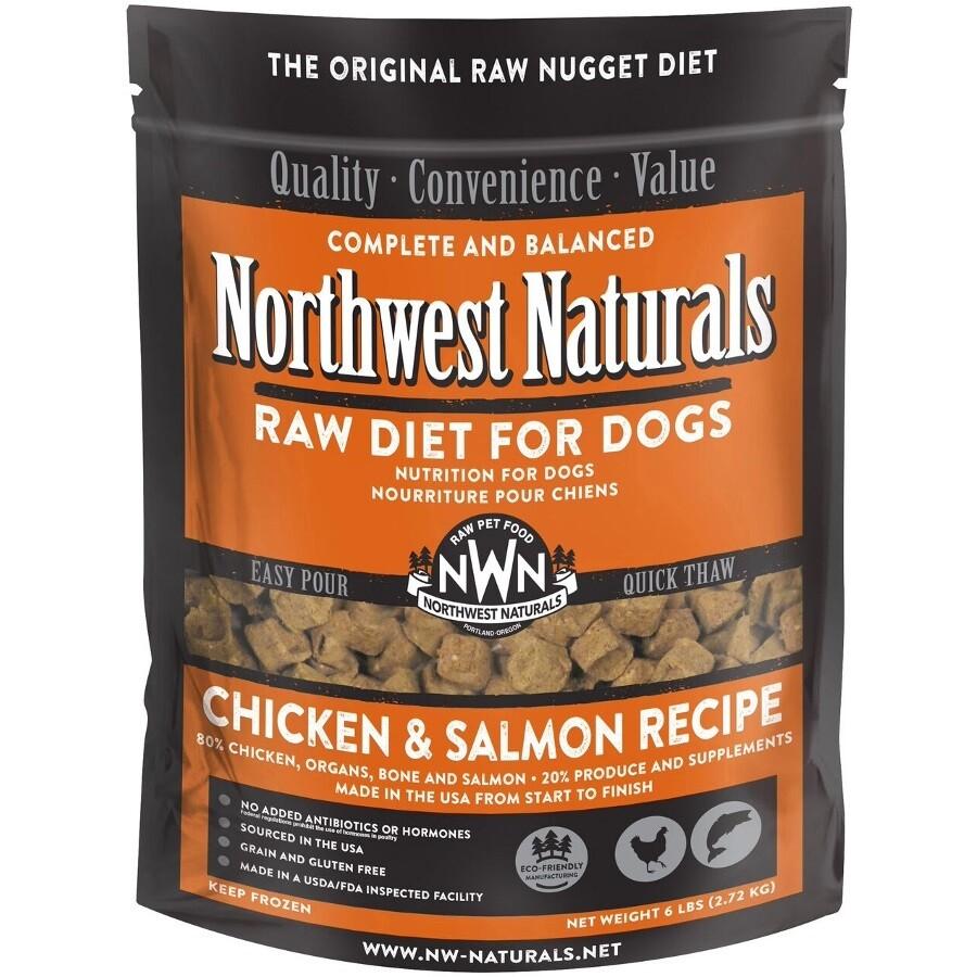 Northwest Natural Chicken/Salmon 6lb