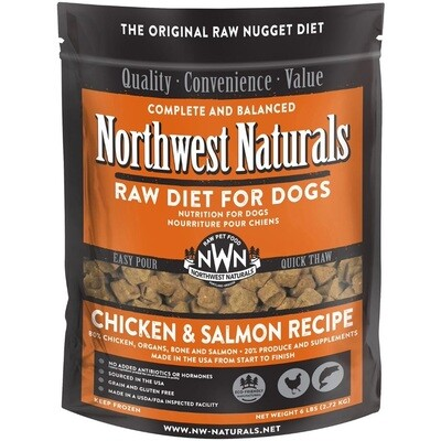 Northwest Natural Chicken/Salmon 6lb