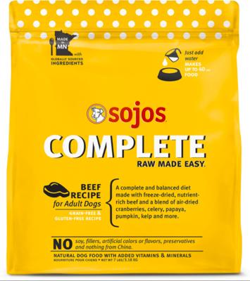 Sojos Complete Beef Mix 1.75lb
