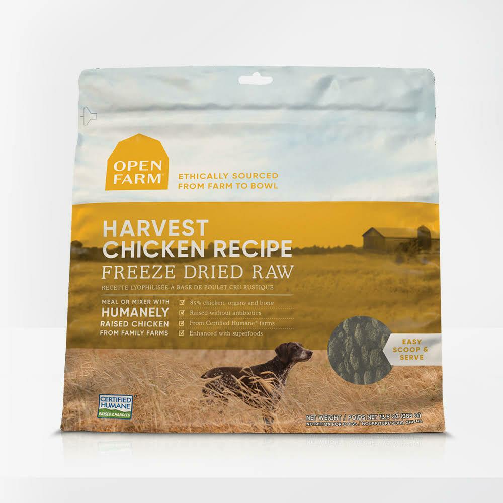 Open Farm Freeze Dried Chicken 13.5oz
