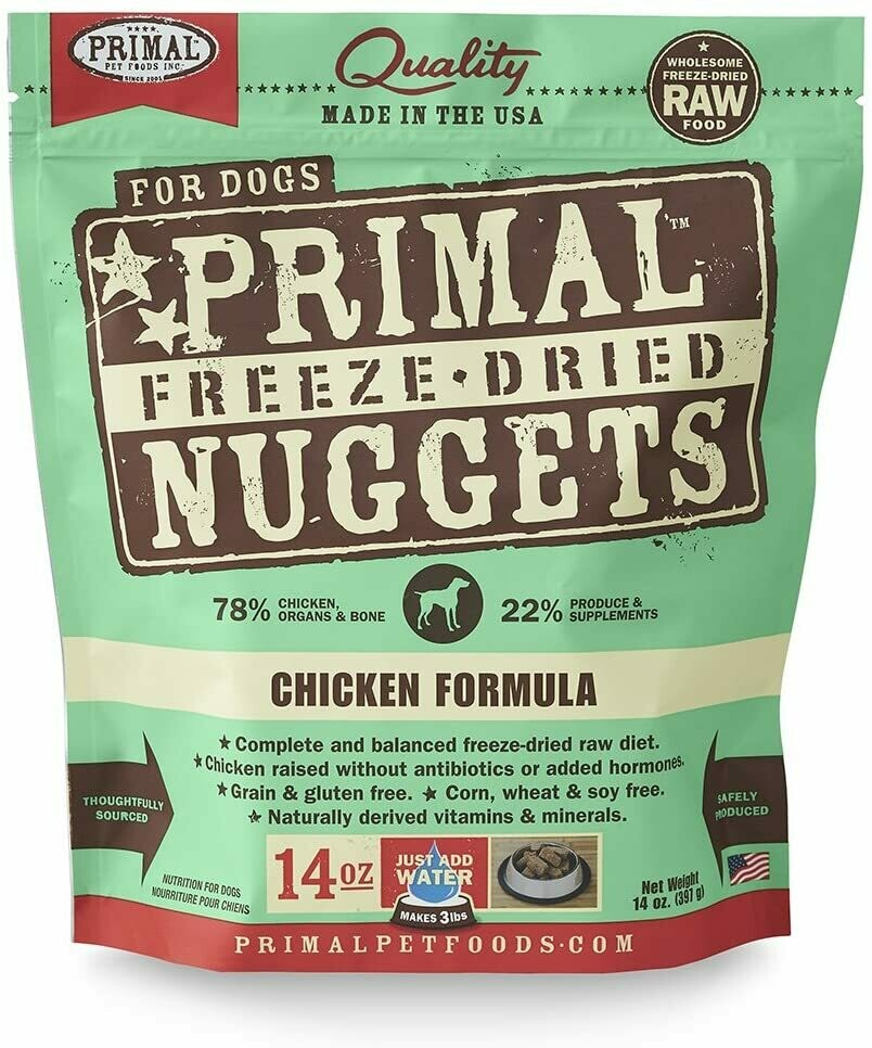 Primal Freeze Dried Chicken Formula 14oz