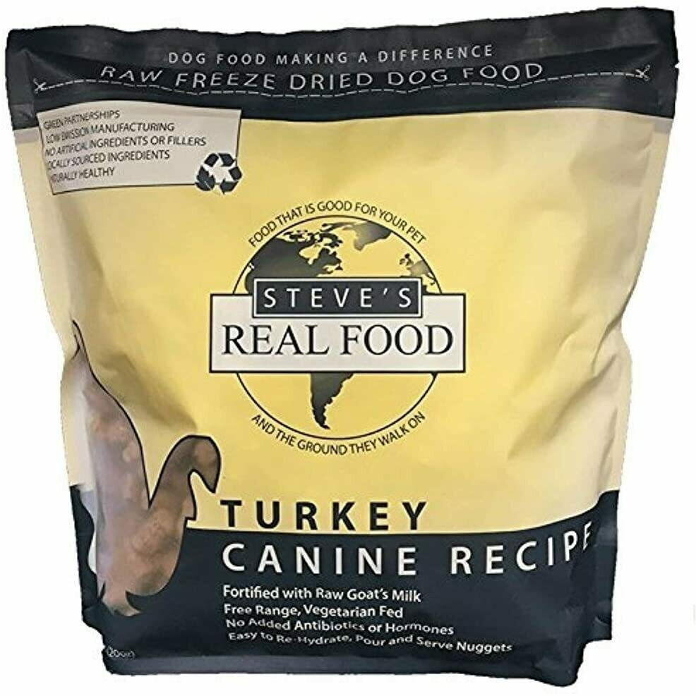 Steve's Freeze Dried Turkey 1.25lb