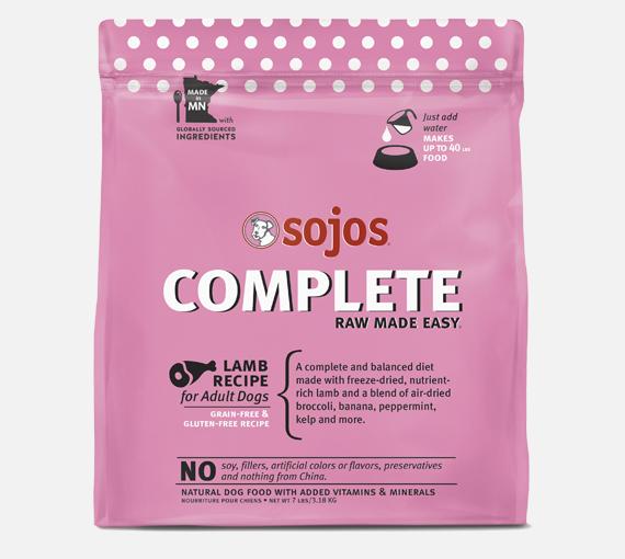 Sojos Complete Lamb Mix 7lb