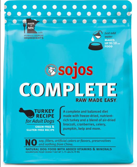 Sojos Complete Turkey Mix 1.75lb