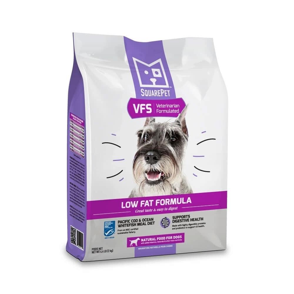 Square Pet VFS Vet Formulated Gastrointestinal Low Fat Support 4.4lb