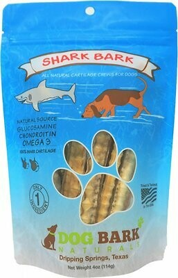 Shark Bark 4oz