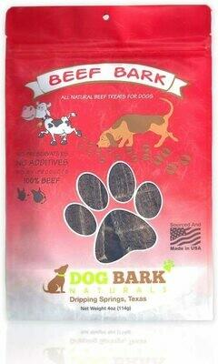 Beef Bark 4oz